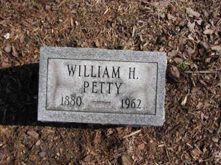 PETTY, WILLIAM H. - Union County, Ohio   WILLIAM H. PETTY - Ohio Gravestone Photos