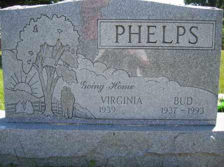 PHELPS, VIRGINIA - Union County, Ohio | VIRGINIA PHELPS - Ohio Gravestone Photos