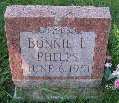PHELPS, BONNIE L. - Union County, Ohio | BONNIE L. PHELPS - Ohio Gravestone Photos