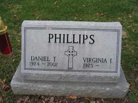 PHILLIPS, DANIEL T. - Union County, Ohio | DANIEL T. PHILLIPS - Ohio Gravestone Photos