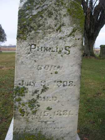 PHILLIPS, WILLIAM A. - Union County, Ohio   WILLIAM A. PHILLIPS - Ohio Gravestone Photos