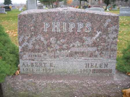 PHIPPS, ALBERT - Union County, Ohio   ALBERT PHIPPS - Ohio Gravestone Photos