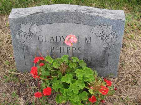 PHIPPS, GLADYS I.M. - Union County, Ohio | GLADYS I.M. PHIPPS - Ohio Gravestone Photos