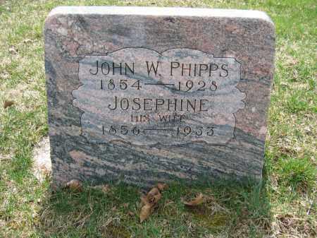 PHIPPS, JOHN W. - Union County, Ohio   JOHN W. PHIPPS - Ohio Gravestone Photos