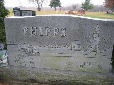 PHIPPS, VICTOR B. - Union County, Ohio | VICTOR B. PHIPPS - Ohio Gravestone Photos