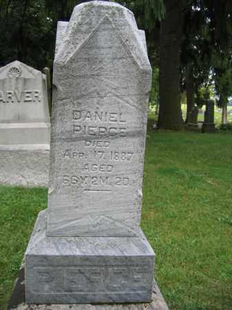 PIERCE, DANIEL - Union County, Ohio | DANIEL PIERCE - Ohio Gravestone Photos