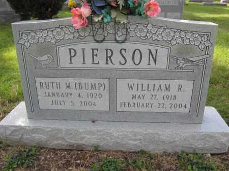PIERSON, WILLIAM R. - Union County, Ohio | WILLIAM R. PIERSON - Ohio Gravestone Photos