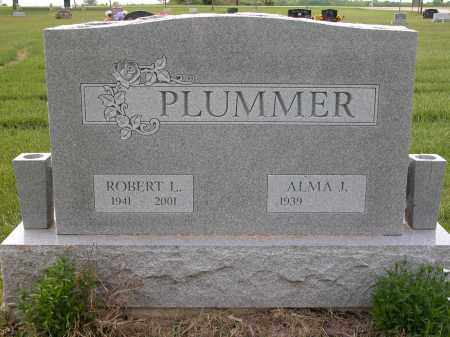 PLUMMER, ROBERT L. - Union County, Ohio | ROBERT L. PLUMMER - Ohio Gravestone Photos