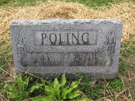 POLING, LETTIE - Union County, Ohio | LETTIE POLING - Ohio Gravestone Photos