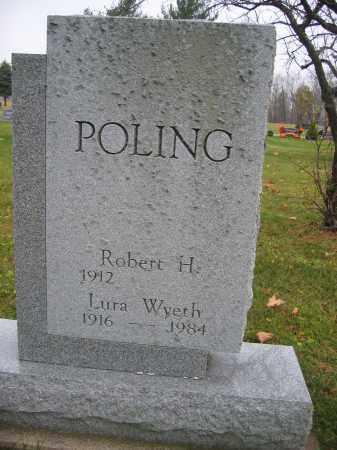 POLING, ROBERT H. - Union County, Ohio   ROBERT H. POLING - Ohio Gravestone Photos