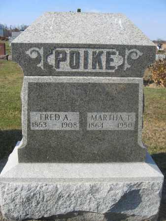 POLKE, FRED A. - Union County, Ohio | FRED A. POLKE - Ohio Gravestone Photos