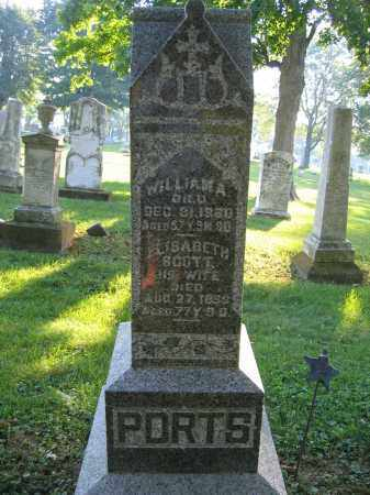 PORTS, JOHN S. - Union County, Ohio | JOHN S. PORTS - Ohio Gravestone Photos