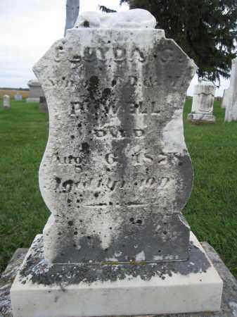 POWELL, FLOYD G. - Union County, Ohio | FLOYD G. POWELL - Ohio Gravestone Photos