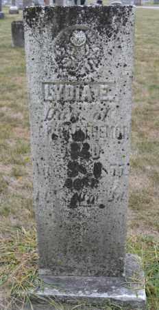 PARTHEMOR, LYDIA E. - Union County, Ohio | LYDIA E. PARTHEMOR - Ohio Gravestone Photos