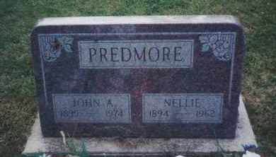 PREDMORE, NELLIE - Union County, Ohio | NELLIE PREDMORE - Ohio Gravestone Photos