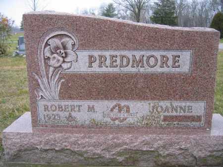 PREDMORE, JOANNE - Union County, Ohio | JOANNE PREDMORE - Ohio Gravestone Photos