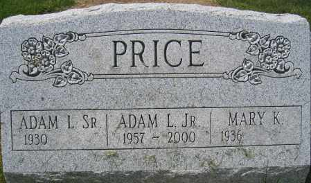 PRICE, ADAM L., SR. - Union County, Ohio | ADAM L., SR. PRICE - Ohio Gravestone Photos