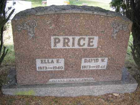 PRICE, DAVID W. - Union County, Ohio | DAVID W. PRICE - Ohio Gravestone Photos