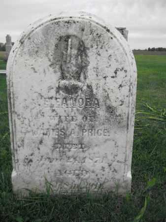 PRICE, ELEANORA - Union County, Ohio   ELEANORA PRICE - Ohio Gravestone Photos