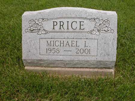PRICE, MICHAEL L. - Union County, Ohio | MICHAEL L. PRICE - Ohio Gravestone Photos