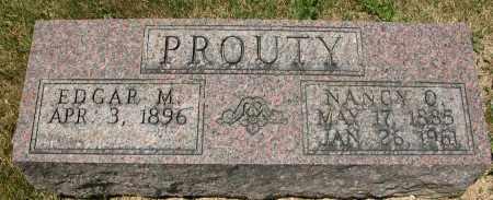 PROUTY, NANCY O. - Union County, Ohio   NANCY O. PROUTY - Ohio Gravestone Photos