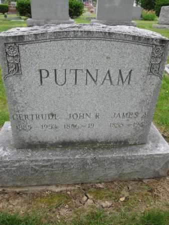 PUTNAM, JOHN R. - Union County, Ohio | JOHN R. PUTNAM - Ohio Gravestone Photos