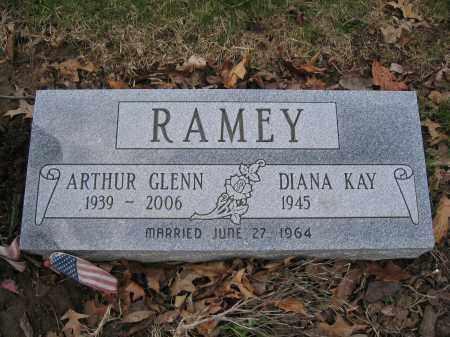 RAMEY, ARTHUR GLENN - Union County, Ohio | ARTHUR GLENN RAMEY - Ohio Gravestone Photos