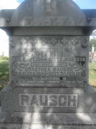 RAUSCH, DOROTHEA - Union County, Ohio   DOROTHEA RAUSCH - Ohio Gravestone Photos