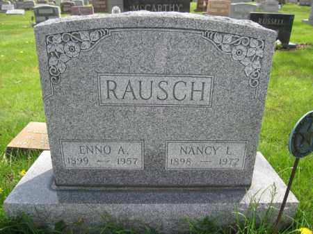 RAUSCH, ENNO A. - Union County, Ohio   ENNO A. RAUSCH - Ohio Gravestone Photos