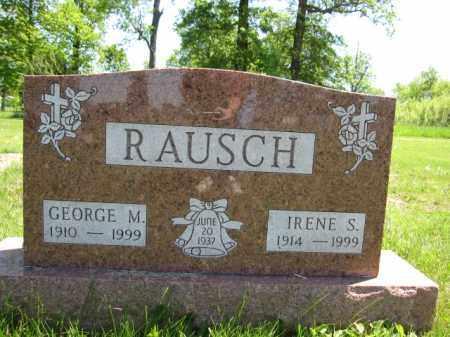 RAUSCH, IRENE S. - Union County, Ohio | IRENE S. RAUSCH - Ohio Gravestone Photos