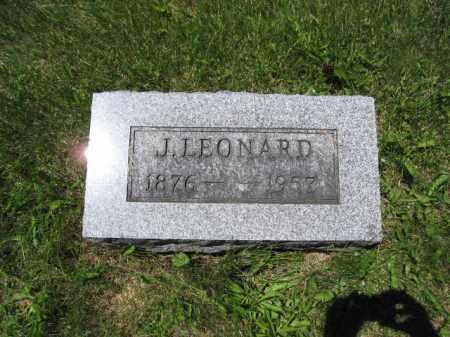 RAUSCH, J. LEONARD - Union County, Ohio   J. LEONARD RAUSCH - Ohio Gravestone Photos