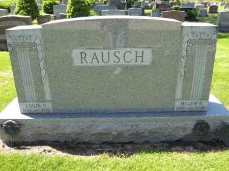 RAUSCH, HELEN B. - Union County, Ohio | HELEN B. RAUSCH - Ohio Gravestone Photos