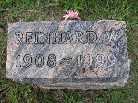 RAUSCH, REINHARD W. - Union County, Ohio | REINHARD W. RAUSCH - Ohio Gravestone Photos