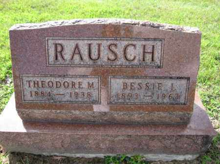 RAUSCH, THEODORE M. - Union County, Ohio | THEODORE M. RAUSCH - Ohio Gravestone Photos