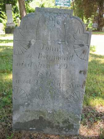 RAYMOND, JOHN W. - Union County, Ohio | JOHN W. RAYMOND - Ohio Gravestone Photos