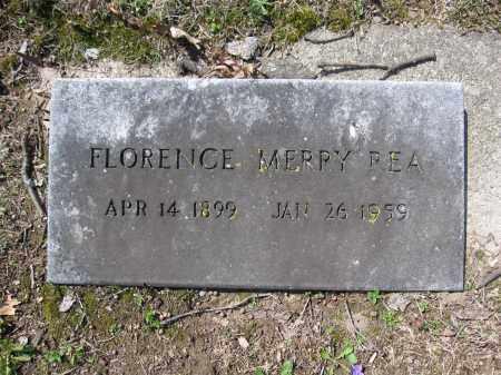 REA, FLORENCE MERRY - Union County, Ohio   FLORENCE MERRY REA - Ohio Gravestone Photos