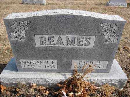 REAMES, FRED H. - Union County, Ohio | FRED H. REAMES - Ohio Gravestone Photos