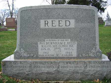 REED, CHARLES A. - Union County, Ohio | CHARLES A. REED - Ohio Gravestone Photos