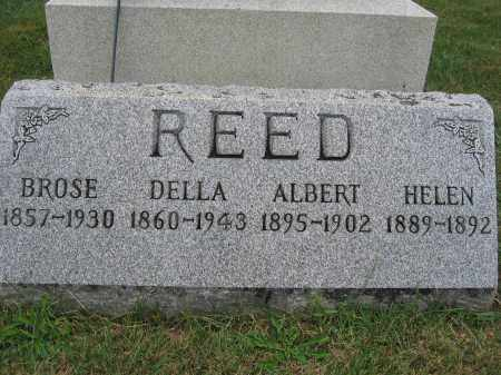 REED, HELEN - Union County, Ohio | HELEN REED - Ohio Gravestone Photos