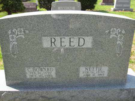 REED, C. HOWARD - Union County, Ohio | C. HOWARD REED - Ohio Gravestone Photos