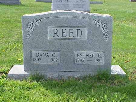 REED, DANA O. - Union County, Ohio | DANA O. REED - Ohio Gravestone Photos