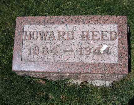 REED, HOWARD - Union County, Ohio   HOWARD REED - Ohio Gravestone Photos