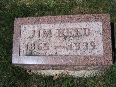 REED, JIM - Union County, Ohio | JIM REED - Ohio Gravestone Photos