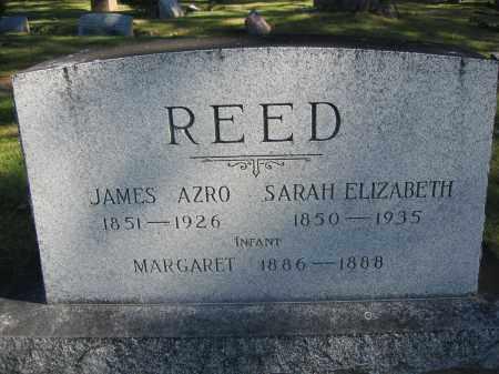 REED, MARGARET - Union County, Ohio   MARGARET REED - Ohio Gravestone Photos