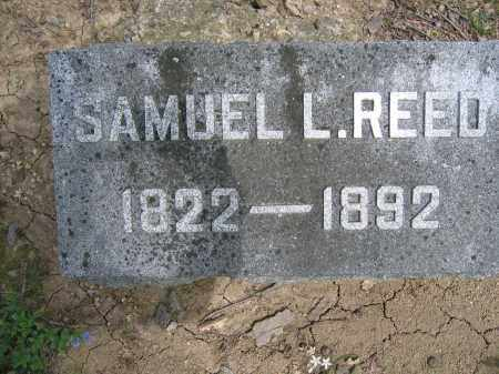 REED, SAMUEL L. - Union County, Ohio | SAMUEL L. REED - Ohio Gravestone Photos
