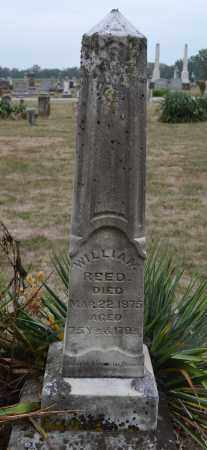 REED, WILLIAM - Union County, Ohio | WILLIAM REED - Ohio Gravestone Photos