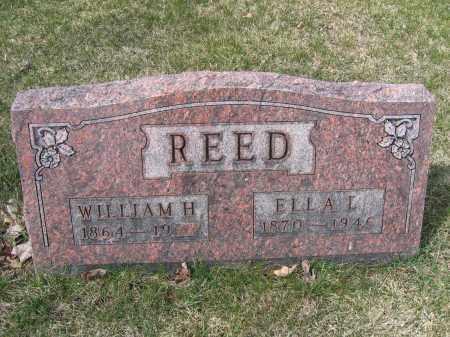 REED, ELLA L. - Union County, Ohio | ELLA L. REED - Ohio Gravestone Photos