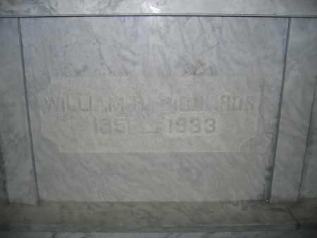 RICHARDS, WILLIAM H. - Union County, Ohio   WILLIAM H. RICHARDS - Ohio Gravestone Photos