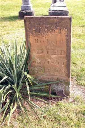 RICKARD, SIMON - Union County, Ohio | SIMON RICKARD - Ohio Gravestone Photos