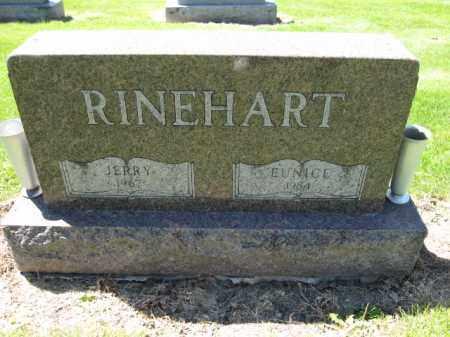 RINEHART, JERRY - Union County, Ohio | JERRY RINEHART - Ohio Gravestone Photos